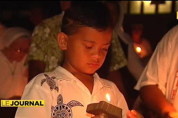 Samedi Saint, fête de la lumière