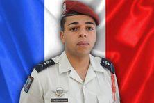 Le soldat Tojohasina Razafintsalama