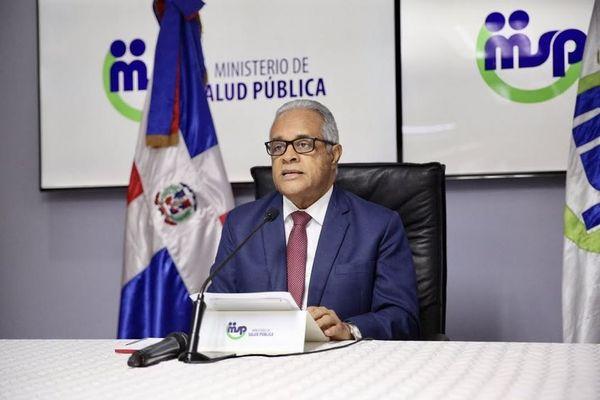 République Dominicaine ministre de la santé