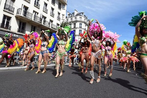 Carnaval Tropical Paris