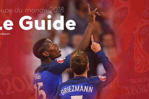 Guide  la coupe du monde