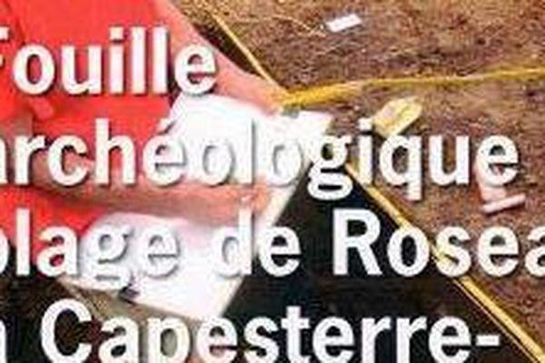 Fouille archéologique CBE