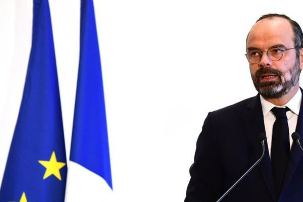 Edouard Philippe Premier ministre
