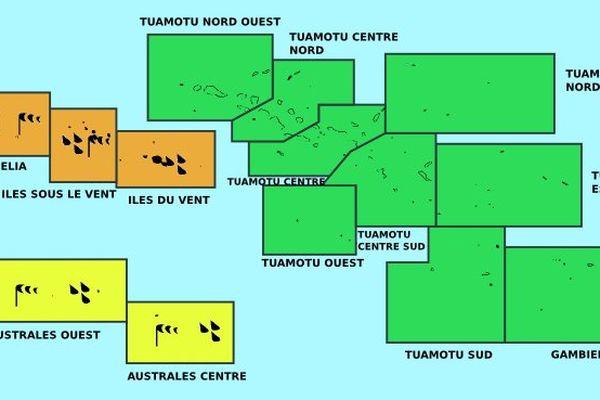 Carte vigilance météo 21 04 2016 à 14h52