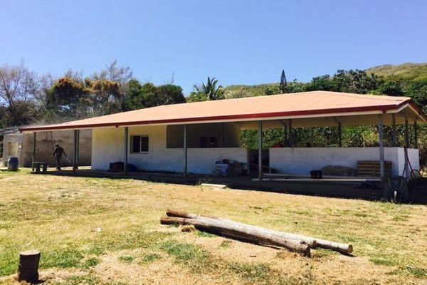Maison du district de Bayes Poindimié