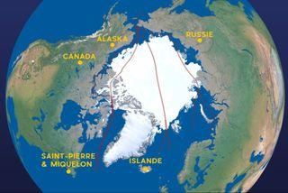 arctique saint-pierre miquelon