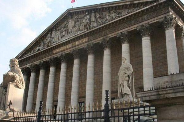 Assemblée Nationale, Paris
