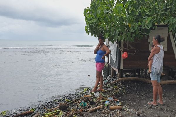 plus peur des voleurs que du tsunami !