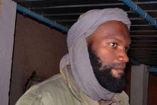 la première image de Thierry Dol, après sa libération