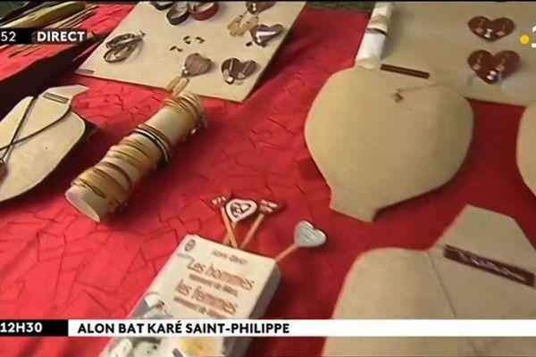Alon Bat'karé Saint-Philippe découvrir le zampone de palmiste