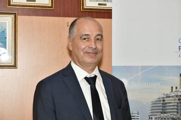Jean-Pierre Chalus élu présidence de l'Union des Ports de France