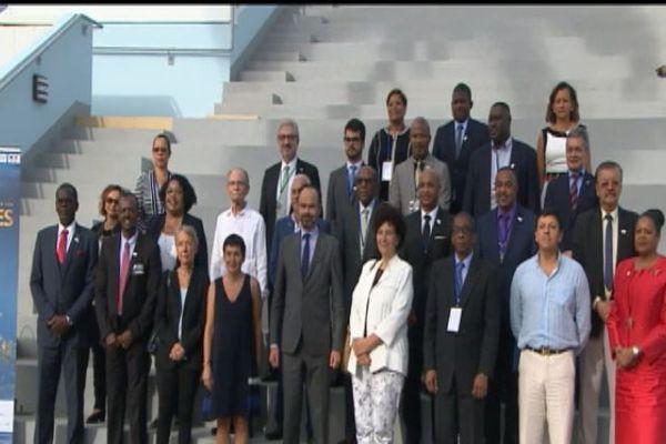 Photo finale Conférence Internationale sur les Sargasses