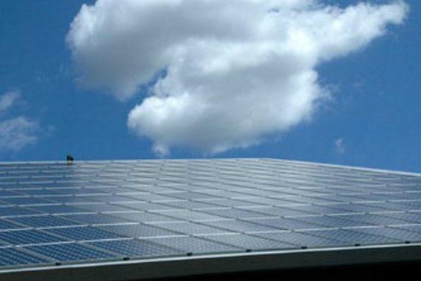 Soleil photovoltaïque