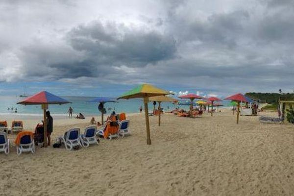 plage Antigua