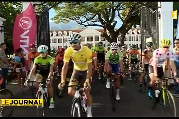 L'Australien Mathiske remporte la 2e étape du tour Tahiti nui