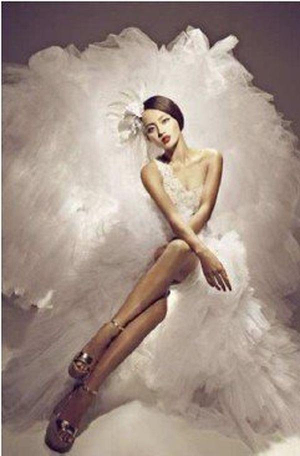 robe mariée chinoise