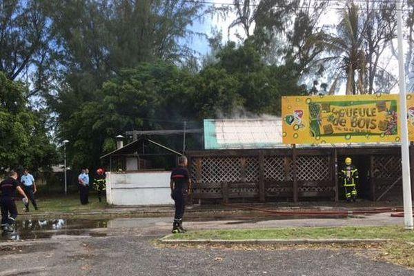 Incendie bar Gueule de Bois