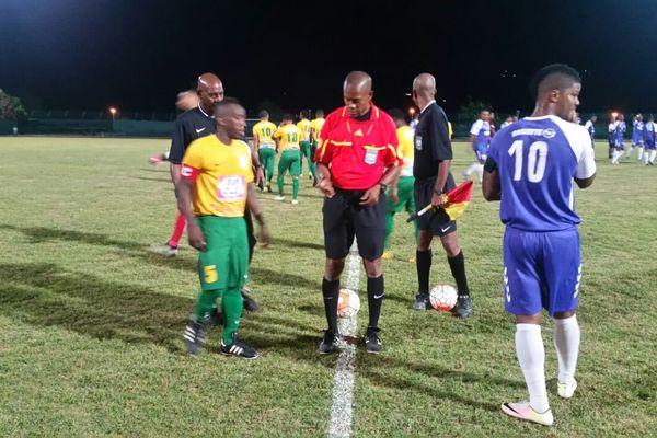 Football régionale 1