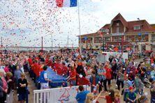La fête nationale, à Saint-Pierre.