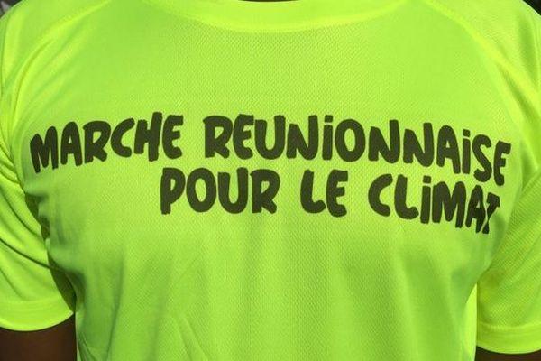 Marche réunionnaise pour le climat 2ème édition Bocage Sainte-Suzanne 030319