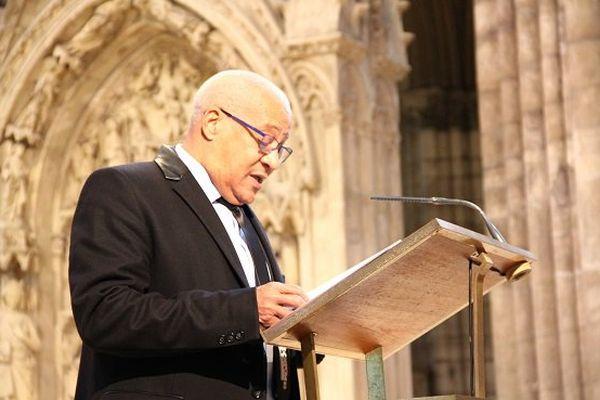 L'hommage du Président du CREFOM 93 à Clarissa Jean-Philippe