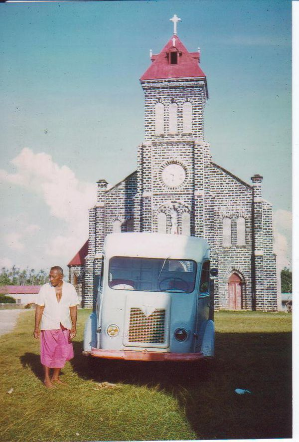 Eglise Saint Joseph, Mu'à