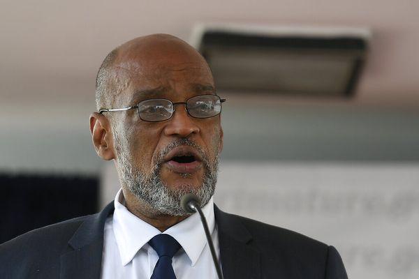 Ariel Henry, premier ministre Haïti (juillet 2021)
