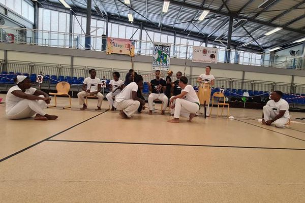 Démonstration Capoeira