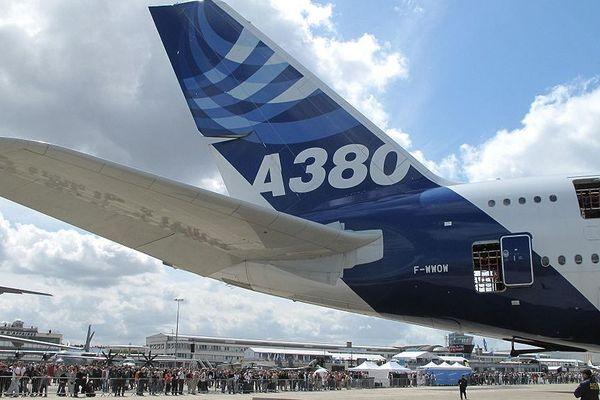 Seules 274 commandes du A 380 ont été enregistrées depuis son lancement en 2007