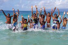 Carifta Dernier entrainement avant la Jamaïque