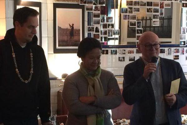 Titaua Peu remporte le prix Eugène Dabit 2017