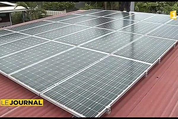 Rayon de soleil sur l'énergie : Nouveau plan photovoltaÏque pour le Pays