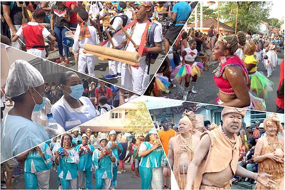 Sortir, voir, écouter : les parades carnavalesques du dimanche 23 février 2020 - Martinique la 1ère