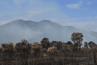 Incendie à Ouatom, jeudi 8 octobre 2015