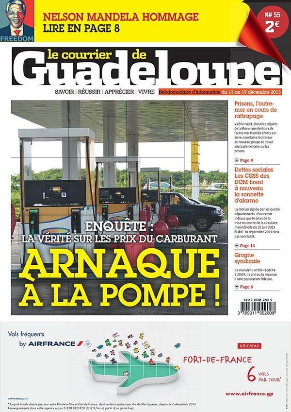 Le courrier de Guadeloupe