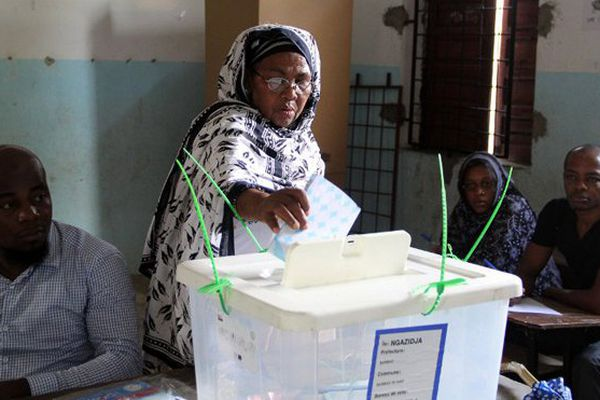 comores vote