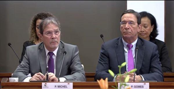 Présidence du Congrès, Calédonie ensemble, 24 mai 2019