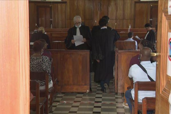 Cour d'Assises de Basse-Terre affaire gendarme