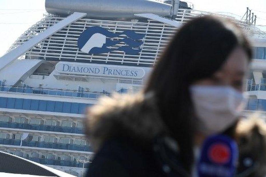 Coronavirus: Tokyo reconnait que des passagers du Diamond Princess ont échappé aux contrôles - Polynésie la 1ère