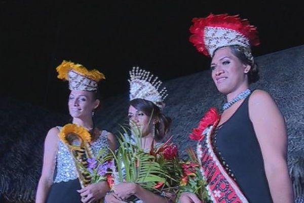 20ème édition de Miss Vahine tane: une marquisienne couronnée