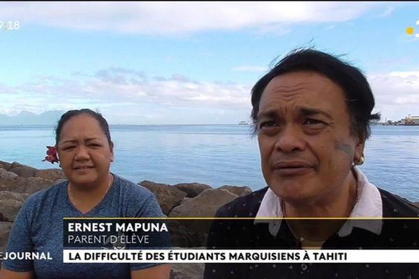Rentrée des classes : la difficulté des étudiants Marquisiens exilés à Tahiti