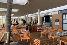 """Le complexe """"les Quais"""" sur le quai Ferry à Nouméa"""
