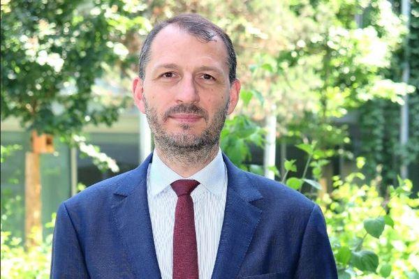 Alexandre Rochatte, nouveau préfet de la Guadeloupe