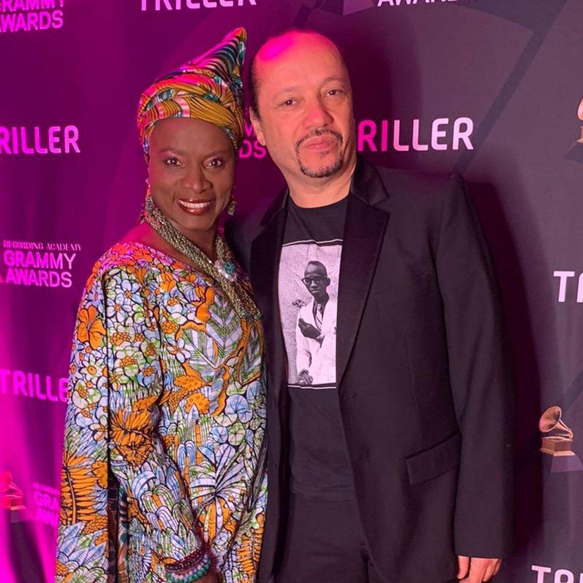 Le producteur arrangeur martiniquais David Donatien consacré aux Grammy Awards