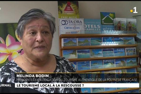 « Allons visiter nos îles » lance Mélinda Bodin, présidente de la fédération des pensions de famille