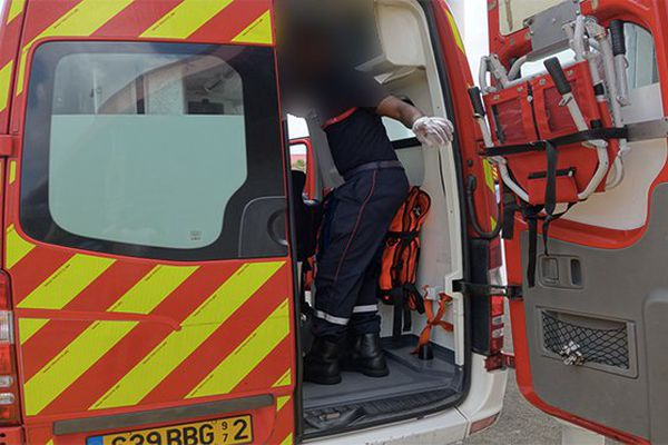 Ambulance du Codis