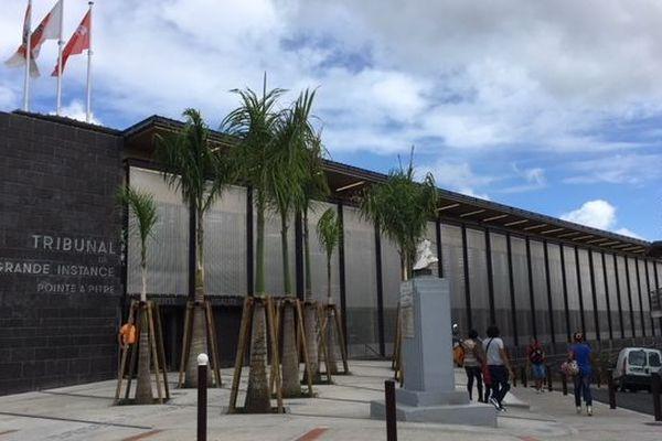 Le nouveau Palais de Justice de Pointe-à-Pître