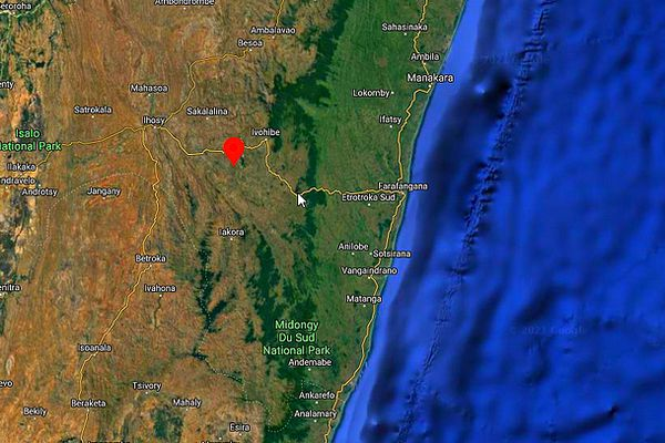 Région de Benonoky à Madagascar