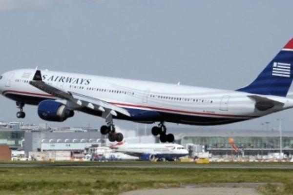 Avion US Aiways