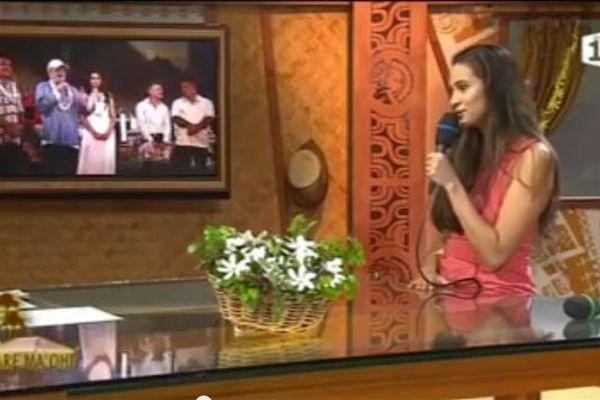 Sarah Roopina, invitée de Fare Maohi